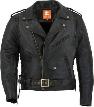 a33021a7cc3 Mens Coloured Leather Jackets - ShopStyle Canada