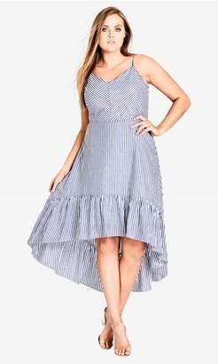 City Chic Mallorca Maxi Dress