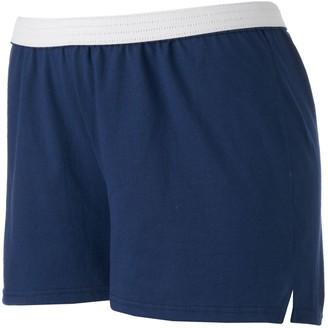 Soffe Juniors' Plus Size Curves Classic Shorts