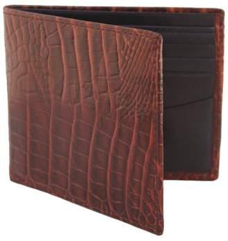 Estados Luxury Leather Mens Billfold Wallet