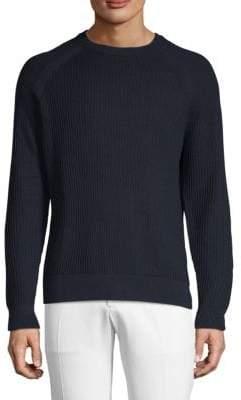 J. Lindeberg Raglan-Sleeve Cotton Top