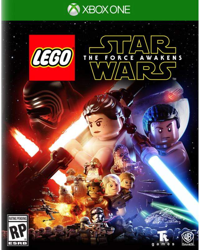 WARNER HOME VIDEO GAMES Lego Star Wars Force Awakens - Xbox One