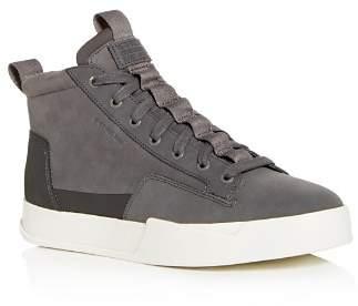 G Star Men's Rackam Core Mid Top Sneakers