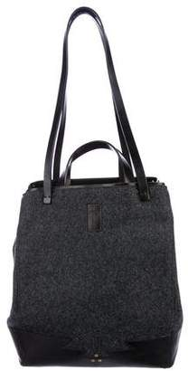 Jerome Dreyfuss Paco Wool Tote