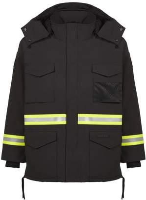 Comme des Garcons Junya Watanabe 4 Pocket Hooded Jacket