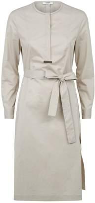 Peserico Waist Tie Dress