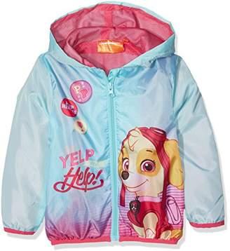 Nickelodeon Girl's Paw Pat Jacket,(Manufacturer Size:3 Years)