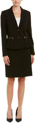 Tahari by Arthur S. Levine Tahari Asl Today's Fix 2Pc Blazer & Skirt Set