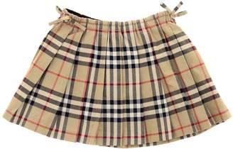 Burberry INFANT Skirt Skirt Kids Infant