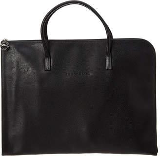Longchamp Leather Document Holder