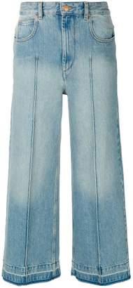 Etoile Isabel Marant cropped jeans