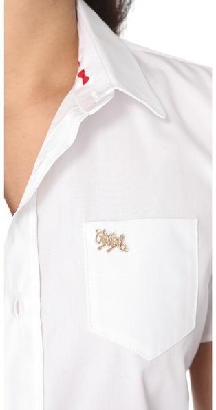 DSquared Dsquared2 Donna Martin Boxy Shirt