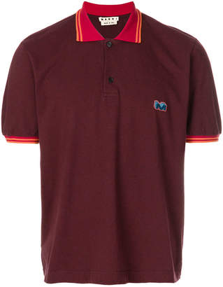 Marni short sleeve polo shirt