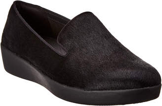 FitFlop Audrey Faux-Pony Smoking Slipper