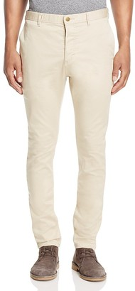 Barney Cools B.Line Slim Fit Chinos $99 thestylecure.com