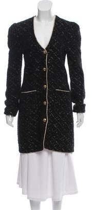 Emilio Pucci Virgin Wool Knit Cardigan