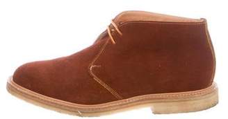 Mark McNairy New Amsterdam Suede Desert Boots
