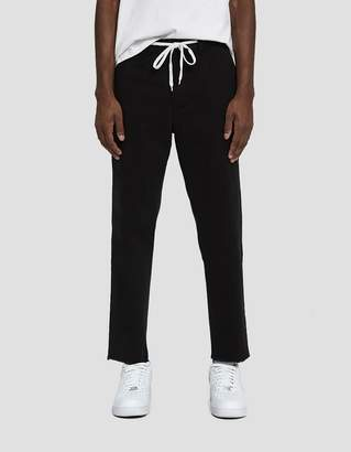 Insight The Civilian Chop Chino Pant in Black