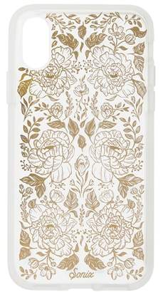 Sonix Secret Garden Print iPhone X Case