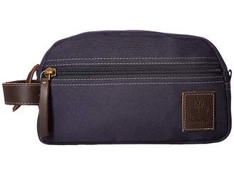Timberland Canvas Travel Kit Travel Pouch