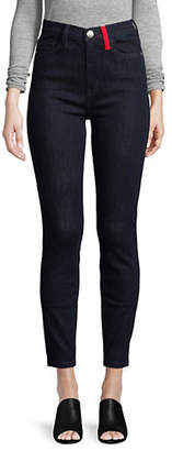 Current/Elliott CURRENT ELLIOTT Ultra High-Rise Skinny Jeans