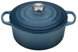 Le Creuset 4.5 Quart Signature Round Dutch Oven