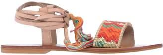 Yumi STAR Sandals