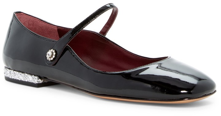 Marc By Marc JacobsMarc by Marc Jacobs Brooke Mary Jane Flat