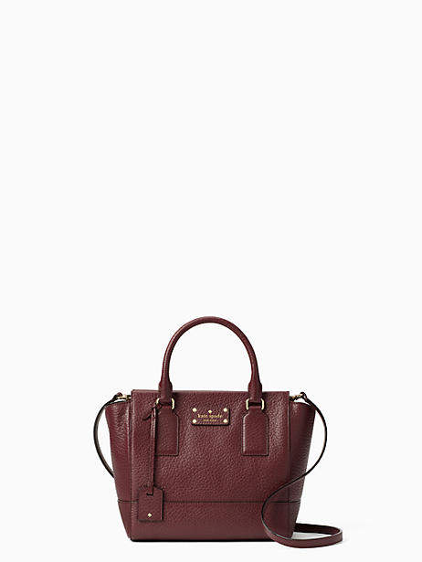 Kate Spade Bay street small camryn - MULLED WINE - STYLE