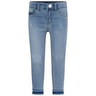 Ikks IKKSGirls Blue Skinny Fit Jeans