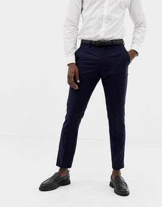 French Connection Plain Suit Pants