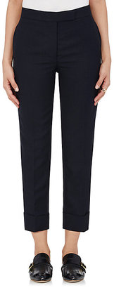 Thom Browne Women's Wool Trousers $1,080 thestylecure.com