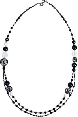 Antica Murrina Veneziana Long Damasco Necklace
