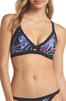 Hurley Koko Quick Dry Surf Bikini Top