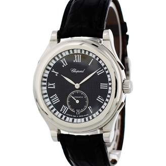 Chopard L.U.C. Black Steel Watches