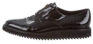 Common Projects x Robert Geller Patent Leather Loafers