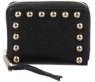 Rebecca Minkoff Mini Ava Studded Wallet