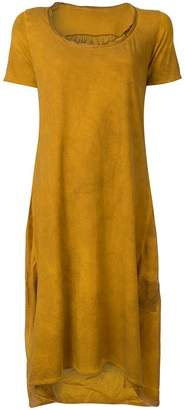 UMA WANG high low T-shirt dress