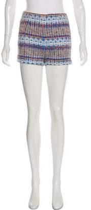 Roseanna Tweed Mini Shorts w/ Tags