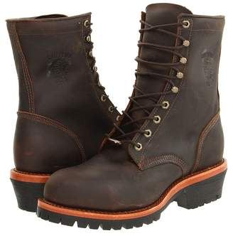 Chippewa Apache Steel Toe Logger Men's Boots