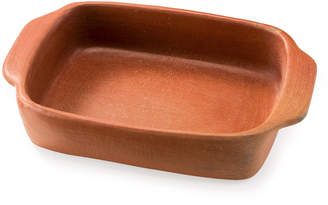 St. Frank Red Clay Deep Platter