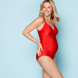 Debenhams Red Maternity Swimsuit