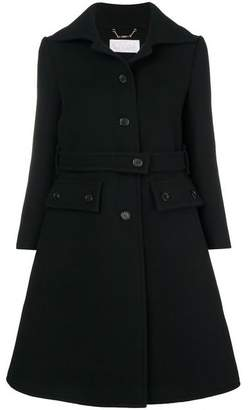 Chloé Buttoned Up Longsleeved Coat