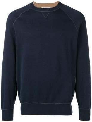 Brunello Cucinelli crewneck knit sweater