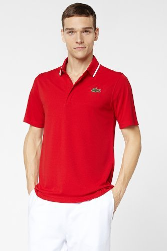 Superdry Zip Placket Polo