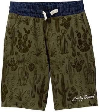 Lucky Brand Knit Shorts (Big Boys)