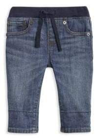 Burberry Baby Boy's Pull-On Jeans