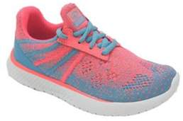 Athletic Works Girl's Lightweight Knit Athletic Shoe