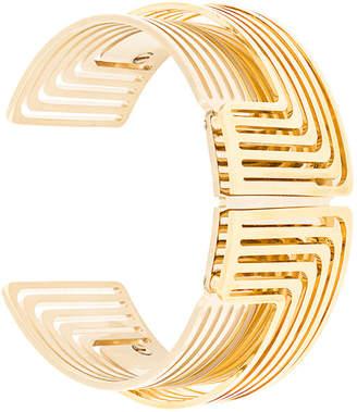 Lanvin Beyond cuff bracelet