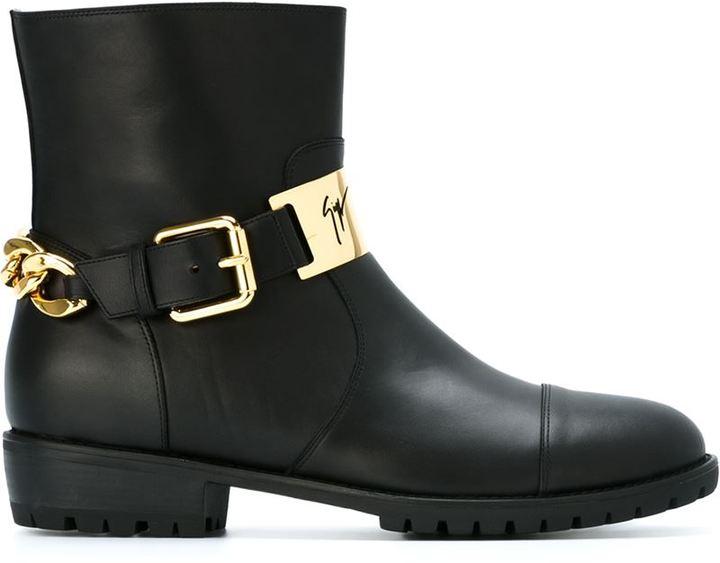 Giuseppe Zanotti Design 'Brooke' boots